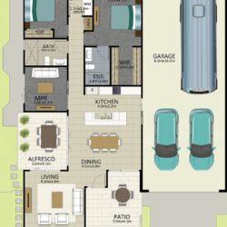HR LAT25 Floorplan LOT 162 Kennard OCT19 V1 250x250 - Lot 162