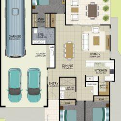 HR LAT25 Floorplan LOT 163 Watson MK3 OCT19 V1 250x250 - Lot 163