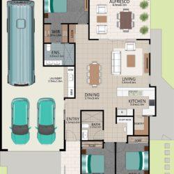 LAT25 FLOORPLAN LOT 012 V1 250x250 - Lot 012