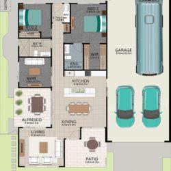 LAT25 Floorplan GAL OCT20 LOT 205 250x250 - Lot 205