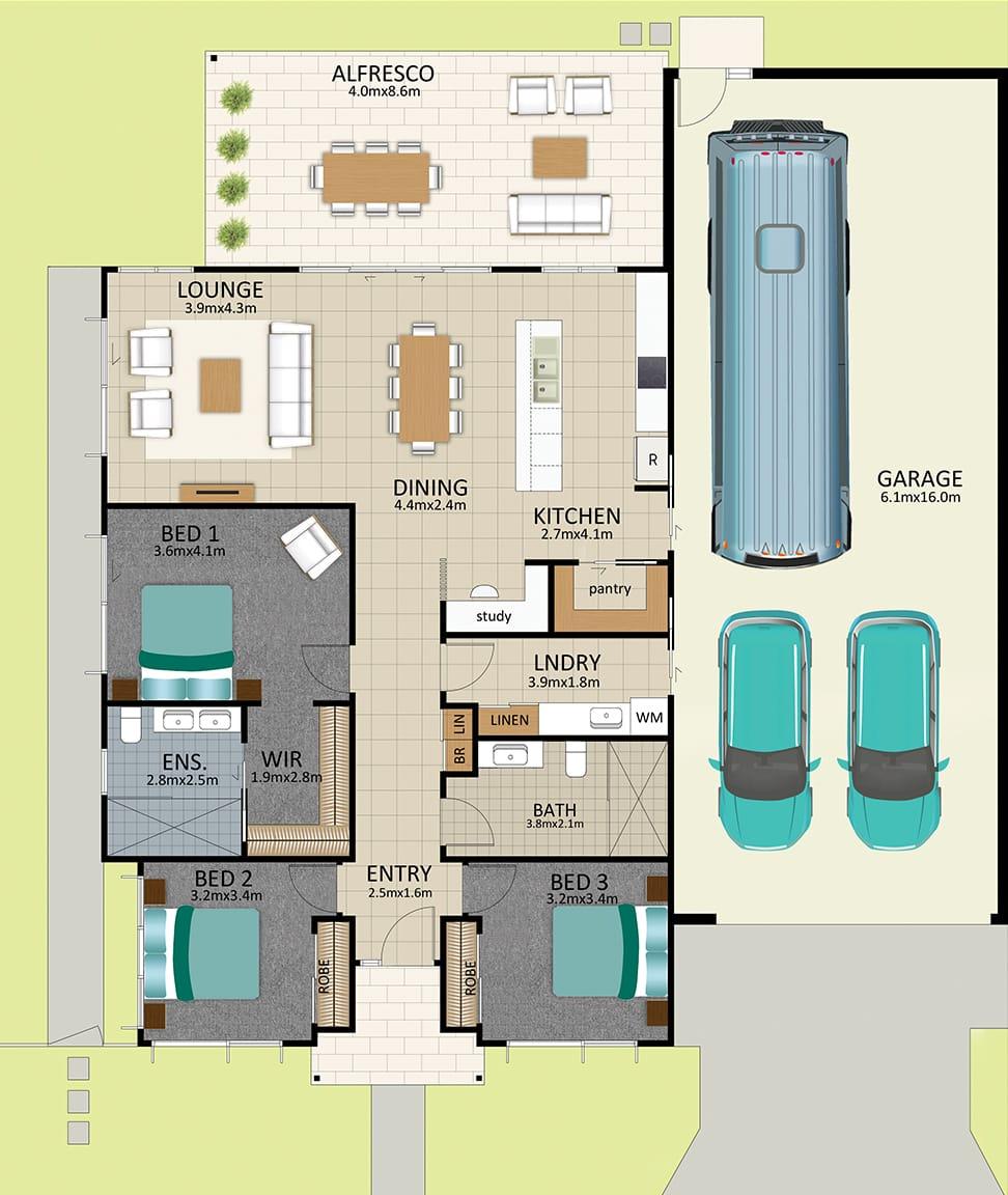 LR WEB LAT25 Floorplan APR19 BRUSSELL - Lot 112