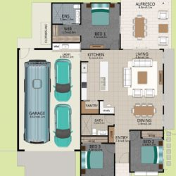 LR WEB LAT25 Floorplan LOT 161 Robson Mirrored JUL19 V1 250x250 - Lot 161
