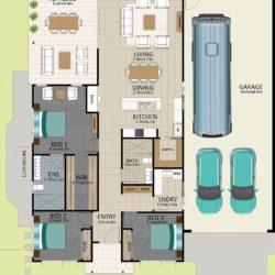 LR WEB LAT25 Floorplan LOT 166 169 Earhart JUL19 V2 250x250 - Lot 166
