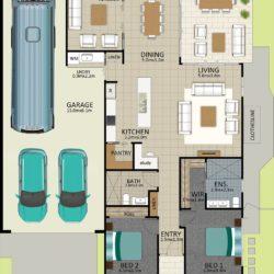 LR WEB LAT25 Floorplan LOT 167 Pepper JUL19 V2 250x250 - Lot 167