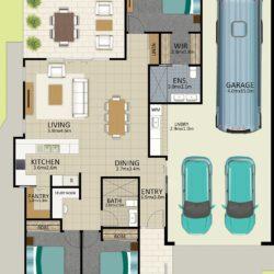 LR WEB LAT25 Floorplan LOT 168 Watson MK3 JUL19 V2 250x250 - Lot 168