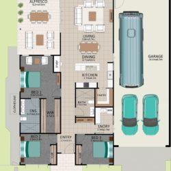 LR WEB LAT25 Floorplan LOT 172 Earhart NOV19 V1 250x250 - Lot 172