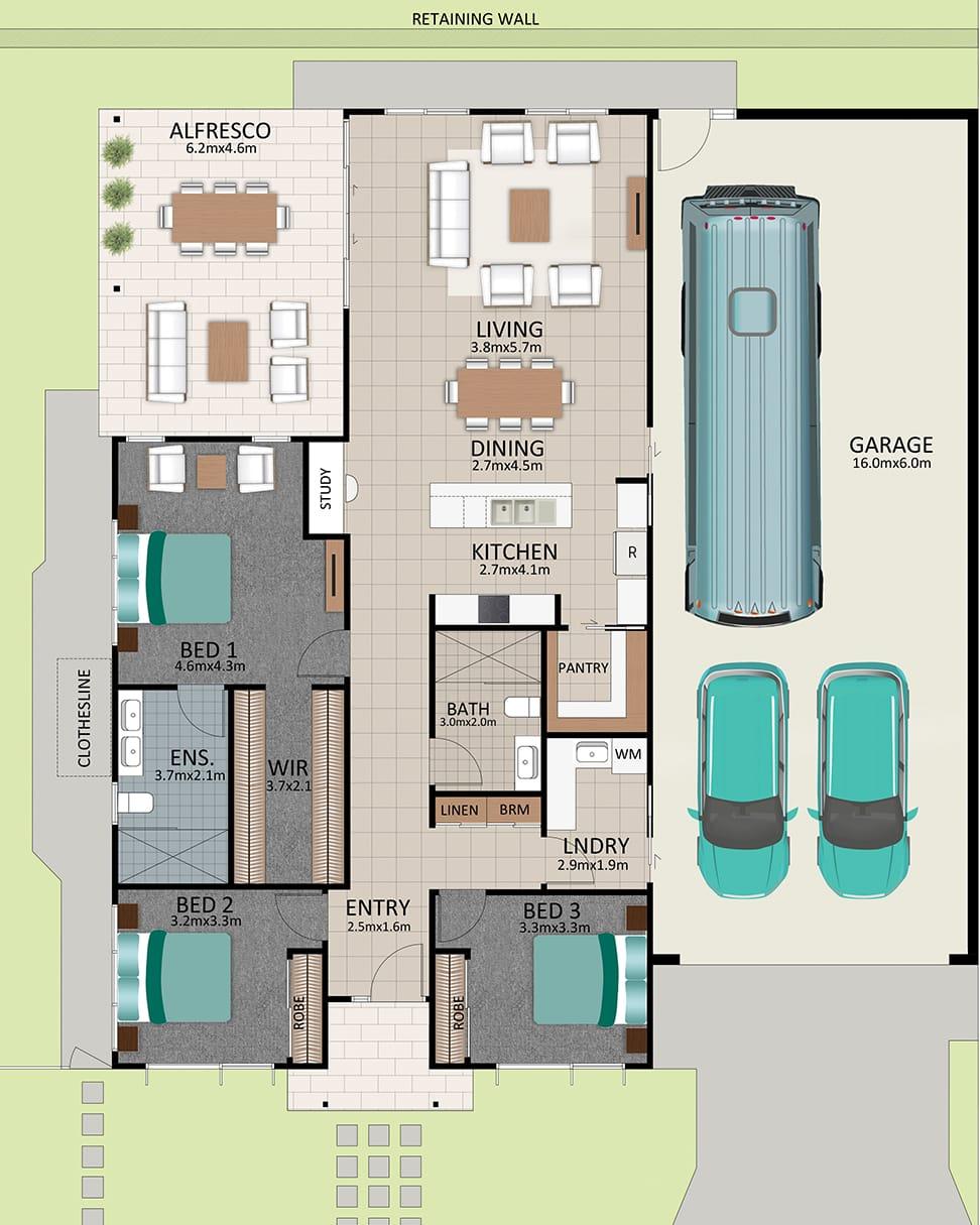 LR WEB LAT25 Floorplan LOT 172 Earhart NOV19 V1 - Lot 172