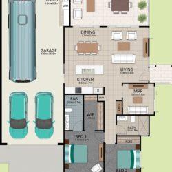 LR WEB LAT25 Floorplan LOT 176 Cottee MK2 NOV19 V1 250x250 - Lot 176