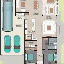 LR WEB LAT25 Floorplan LOT 178 Pepper NOV19 V1 250x250 - Lot 178