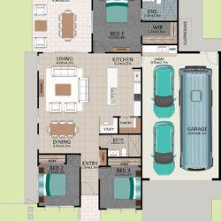 LR WEB LAT25 Floorplan LOT 179 Robson NOV19 V1 250x250 - Lot 179