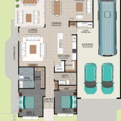 LR WEB LAT25 Floorplan LOT 183 Pepper NOV19 V1 250x250 - Lot 195