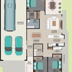 LR WEB LAT25 Floorplan LOT 184 Watson NOV19 V1 250x250 - Lot 184