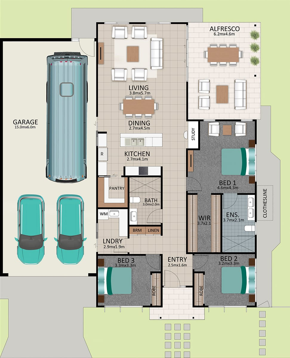 LR WEB LAT25 Floorplan LOT 187 Earhart 95 NOV19 V1 - Lot 187