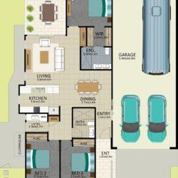 LR WEB LAT25 Floorplan Watson FEB19 250x250 - Lot 99