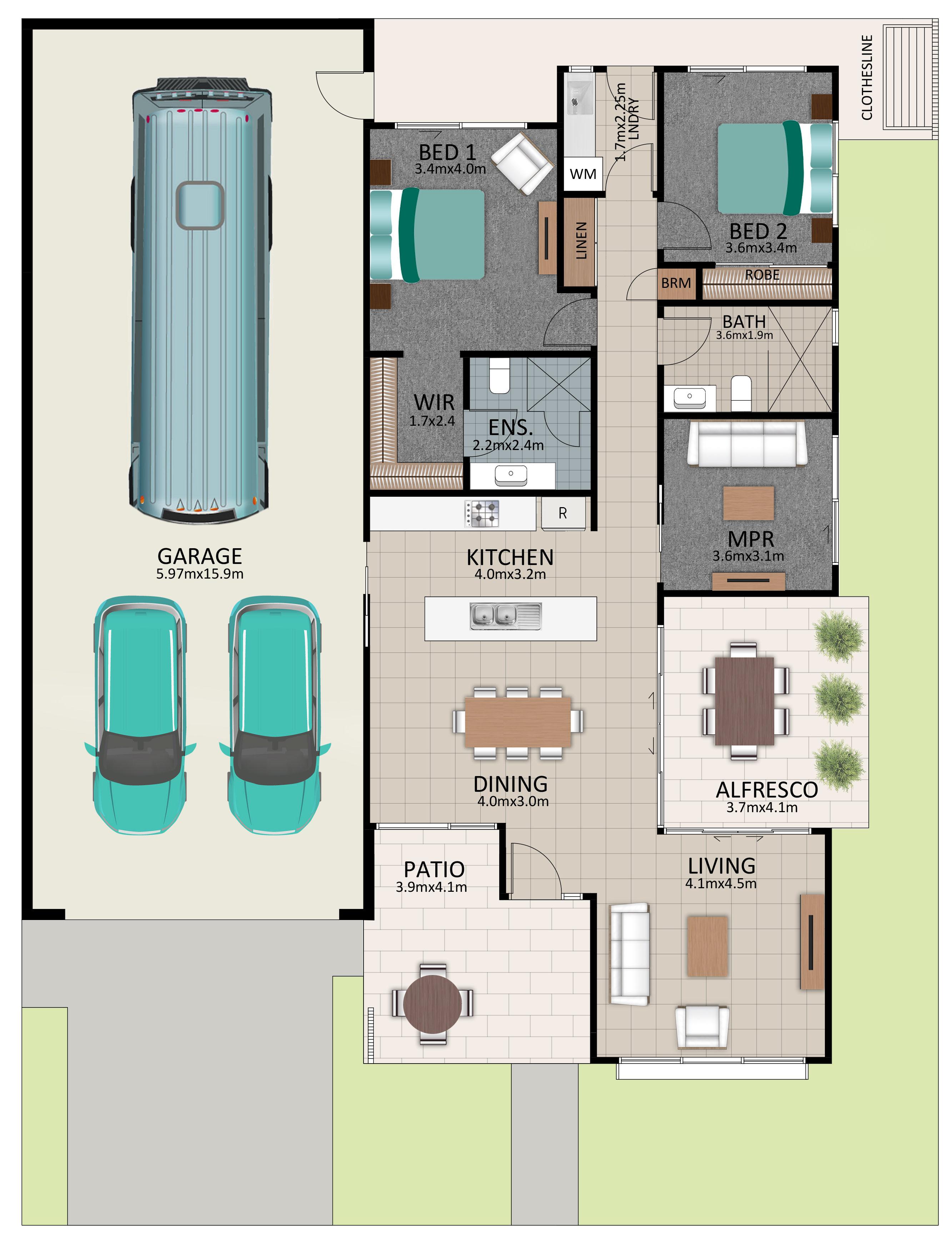Updated Floorplan e1587603680646 - 2/1 Latitude Blvd