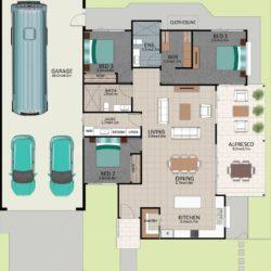 LAT25 Floorplan GAL LOT 221 FEB2021 V1 250x250 - Lot 221