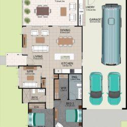 LAT25 Floorplan GAL LOT 222 FEB2021 V1 250x250 - Lot 222