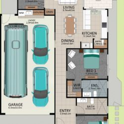 LAT25 Floorplan GAL LOT 224 FEB2021 V1 250x250 - Lot 224