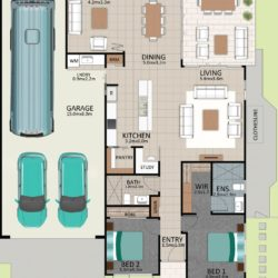 LAT25 Floorplan GAL LOT 228 FEB2021 V1 250x250 - Lot 228