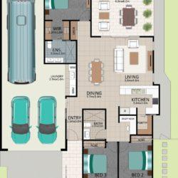 LAT25 Floorplan GAL LOT 230 FEB2021 V1 250x250 - Lot 230