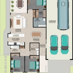LAT25 Floorplan GAL LOT 231 FEB2021 V1 250x250 - Lot 231