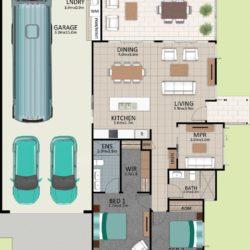 LAT25 Floorplan GAL LOT 232 FEB2021 V1 250x250 - Lot 232