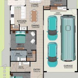 LAT25 Floorplan GAL LOT 235 FEB2021 V1 250x250 - Lot 235