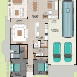 LAT25 Floorplan GAL LOT 236 FEB2021 V1 250x250 - Lot 236