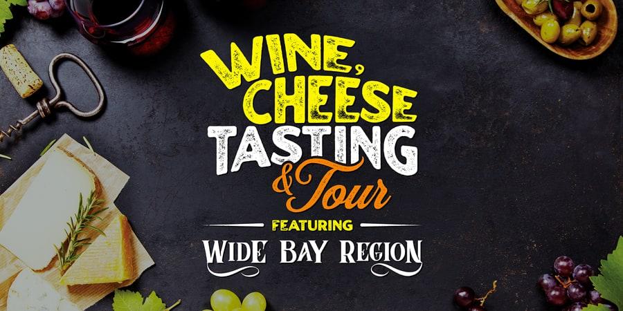 NomadFest 2021 Event 01 Cheese Wine WideBay - NomadFest